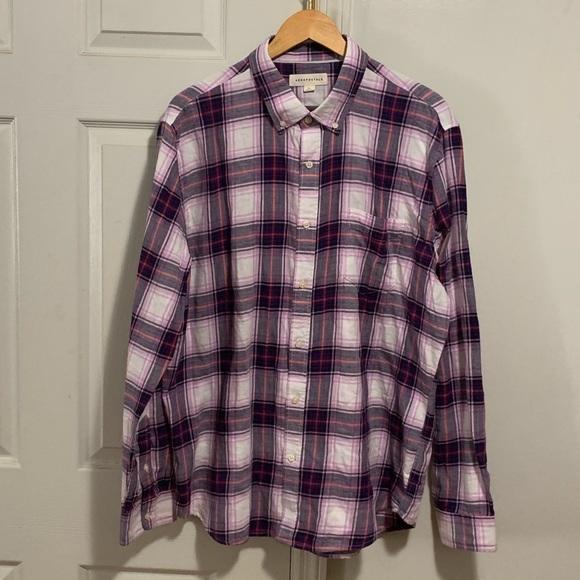 Aeropostale Other - Aeropostale Men's XL Flannel Button- Down Shirt